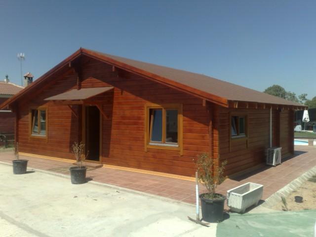 Novedad casas de madera y chalets de madera a precios for Casas prefabricadas de madera precios