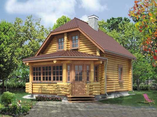 Novedad casas de madera y chalets de madera a precios - Casas de madera en granada ...