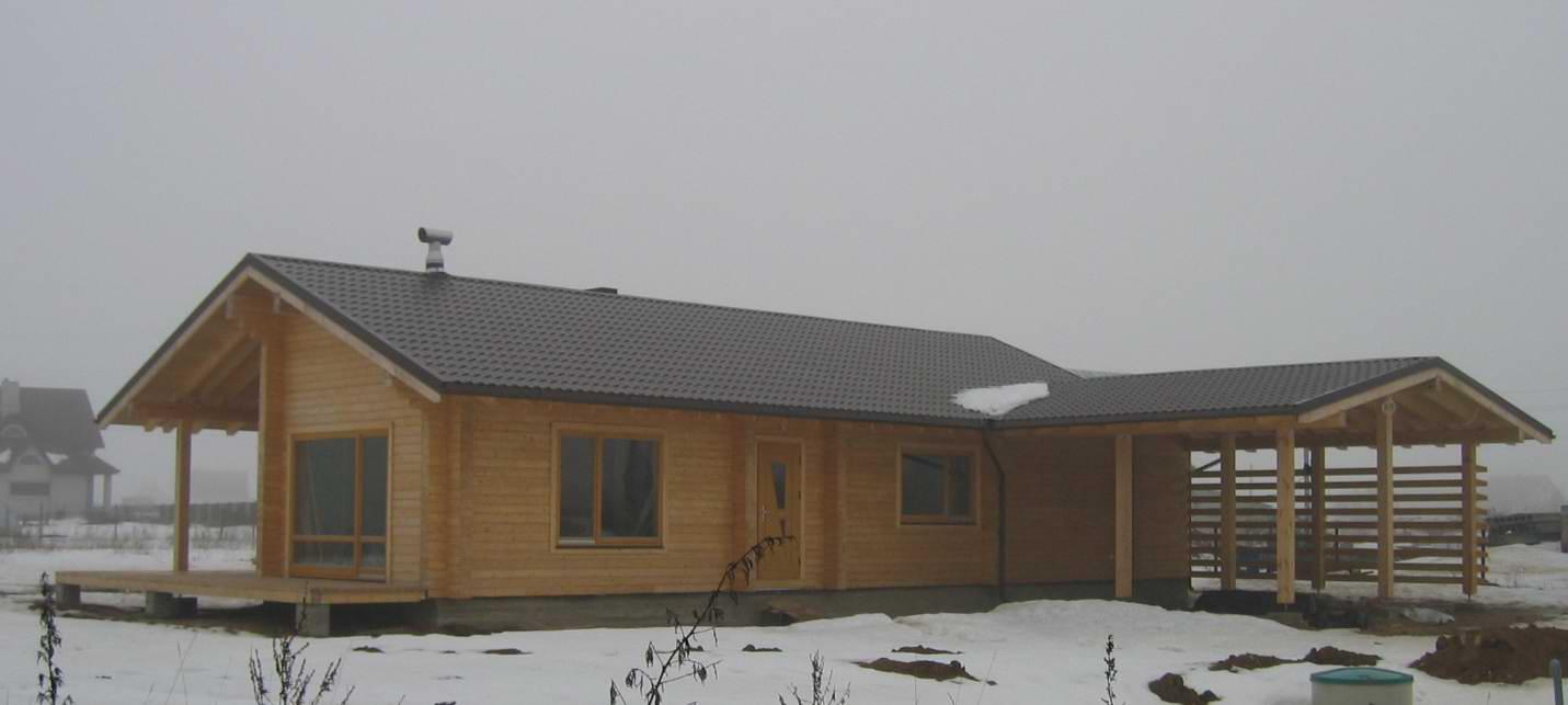 Novedad casas de madera y chalets de madera a precios for Alquiler de casa en pino grande sevilla