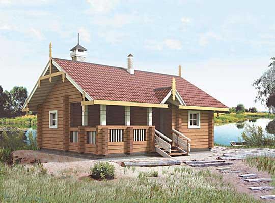 Novedad casas de madera y chalets de madera a precios - Casas prefabricadas malaga ...