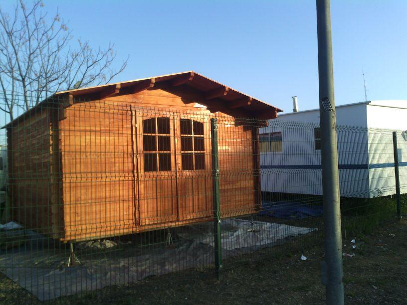 Casas de madera en cadiz perfect scc casas de madera with - Casas de madera cadiz ...