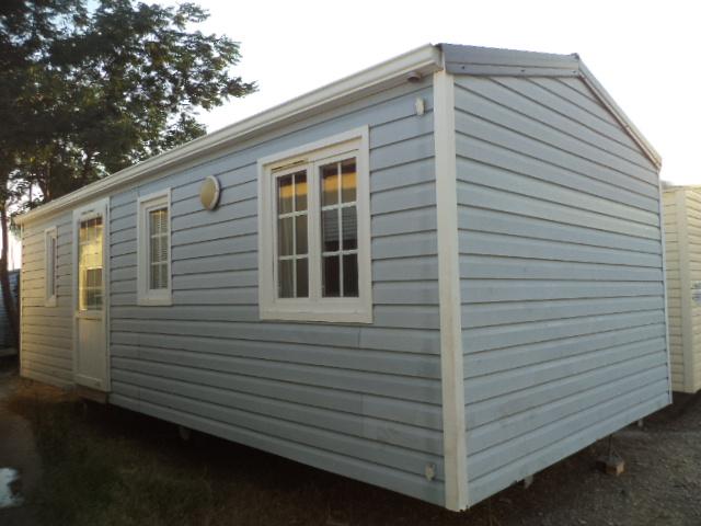 Casa prefabricada barata sevilla de 8 x 4 metros marcar for Casas prefabricadas ocasion