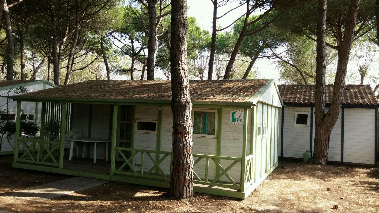 Casa prefabricada sevilla de canexel de 39 m2 color verde - Casas prefabricadas canexel ...