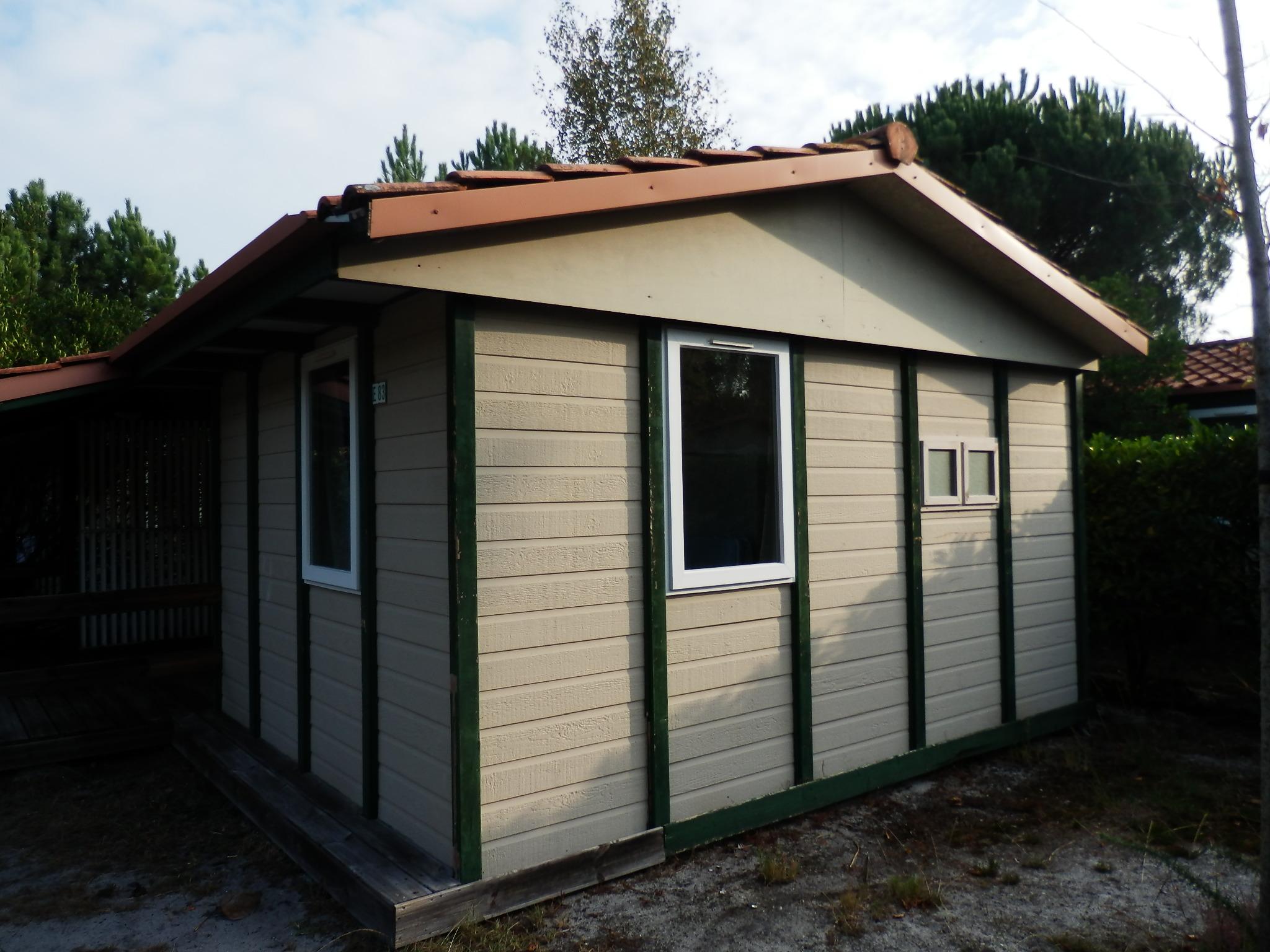 Casa prefabricada barata malaga de canexel de 45 m2 color - Ocasion casa malaga ...