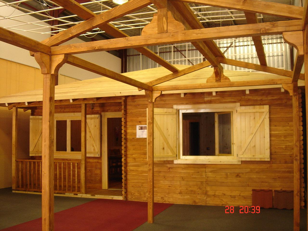 Casa de madera sevilla nueva a estrenar de 60 m2 con - Ocasion casa malaga ...