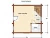 4 X 4 PLANTA BAJA + porche= 39 m2
