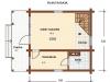 CA58CA p.baja 5x5 + porche 8.4 m2=58 m2