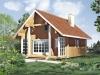 CA95CA-95 M2-2 plantas 6,5x6,5+10 m2 porche
