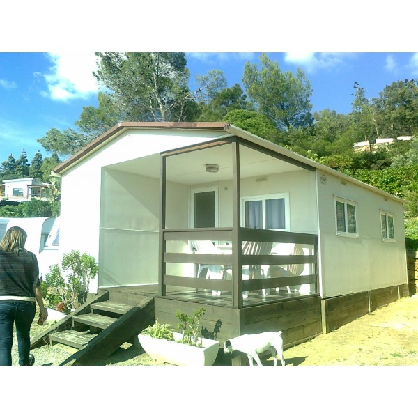 Casa prefabricada movil de segunda mano en sevilla tucaravana - Casas moviles segunda mano ...