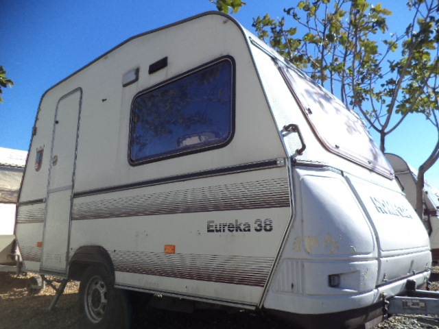 Alquiler, venta y reparación de campers, caravanas y autocaravanas. Parking y servicio post-venta