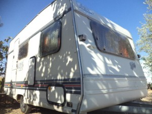 EXT. 1 B. HOLIDAY 300x225 caravana de ocasion Burstner Holiday    OFERTON    2.900 euros.