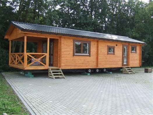 Exclusivo mobil home de madera de 53 m2 nuevo a estrenar - Garajes de madera de segunda mano ...