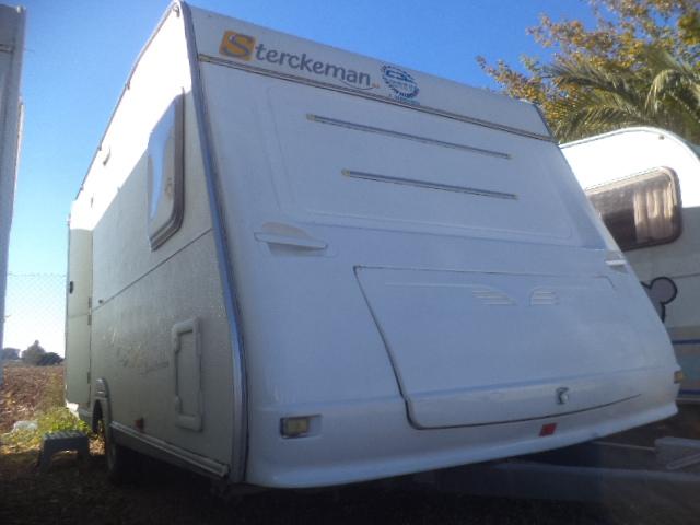¡¡GRAN OFERTA de caravana en Sevilla Seminueva Steckeman Starlet 470 CON DOCUMENTACION.- VENDIDA.