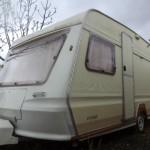 EXT. 1 CRISTAL 150x150 !! Gran oferta por liquidación de stock !!  Más de 25 caravanas sin papeles desde 1.390 euros.