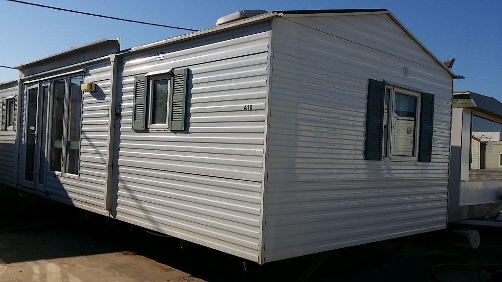 Casas prefabicada movil malaga marca cottage de 9 4 metros tu caravana caravanas de - Casas moviles en malaga ...